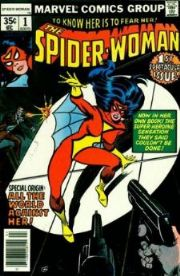 Spider-woman (1978 Series)